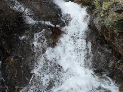 Arroyo del Chorro - sierra de madrid; viaje puente de mayo